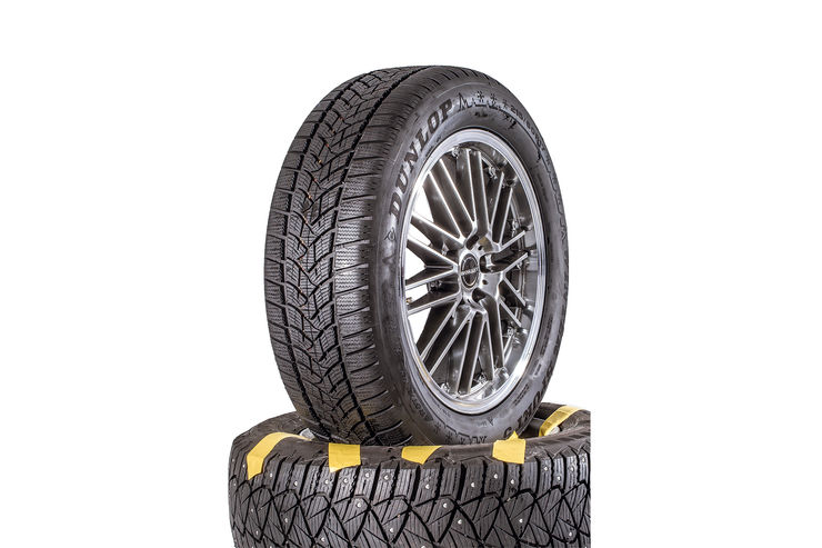 Dunlop SP Winter Sport 5 SUV