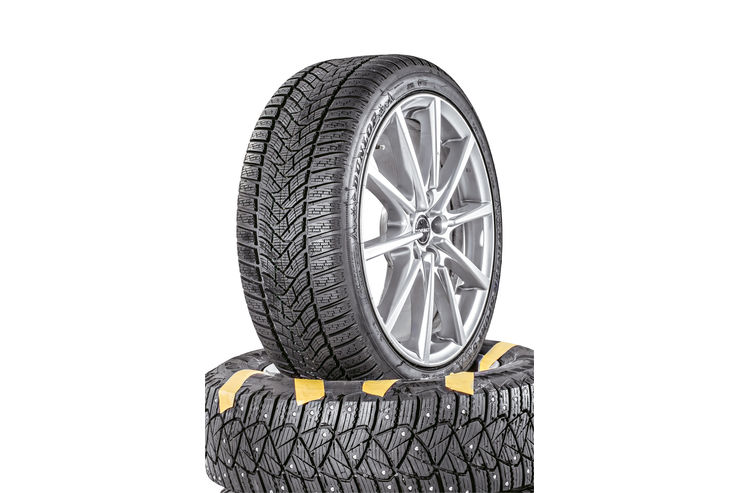 Dunlop SP Winter Sport 5