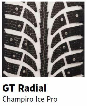 GT Radial Champiro Ice Pro