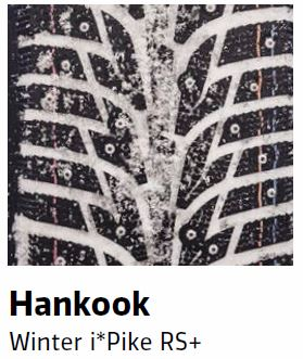 Hankook Winter i*Pike RS+