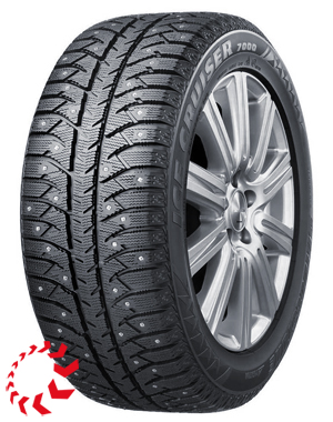 шина BRIDGESTONE Ice Cruiser 7000  205/55 R16 91T. Зима.