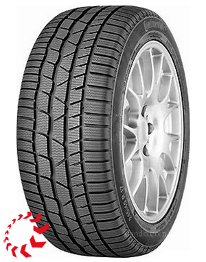 шина Continental ContiWinterContact TS 830 P  205/55 R16 91H RunFlat. Зима.
