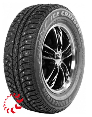шина BRIDGESTONE Ice Cruiser 7000S  175/70 R13 82T. Зима.