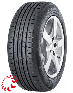 шина CONTINENTAL ContiEcoContact 5  225/55 R16 95Y. Лето.
