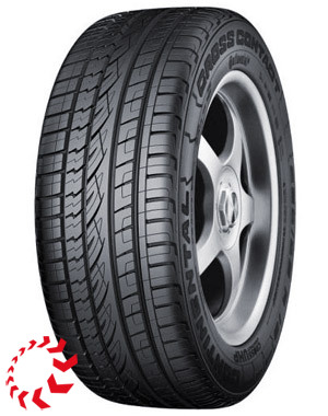 шина CONTINENTAL ContiCrossContact UHP  295/35 R21 107Y XL. Лето.