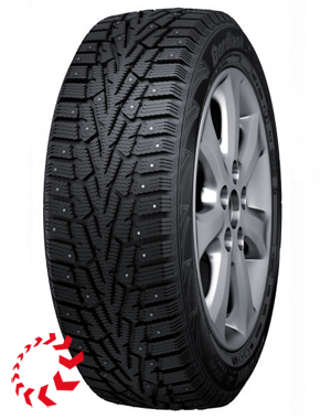 шина Cordiant Snow Cross  175/65 R14 82T. Зима.