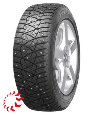 шина DUNLOP Ice Touch  215/65 R16 98T. Зима.