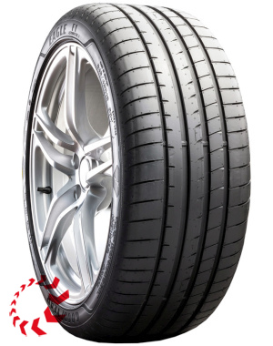 шина GOODYEAR Eagle F1 Asymmetric 3  245/40 R17 95Y. Лето.