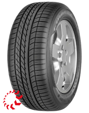шина GOODYEAR Eagle F1 Asymmetric AT SUV-4X4  255/60 R18 112W. Лето.