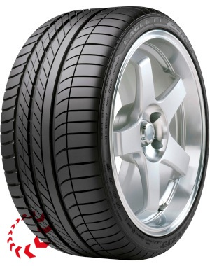 шина GOODYEAR Eagle F1 Asymmetric SUV  255/60 R18 108W. Лето.