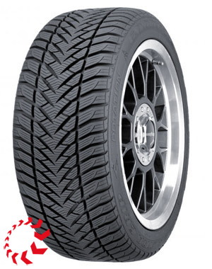 шина GOODYEAR Eagle UltraGrip GW3  245/45 R17 99V RunFlat XL. Зима.