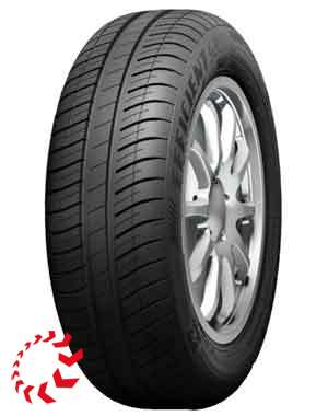 шина GOODYEAR EfficientGrip Compact  175/70 R14 84T. Лето.