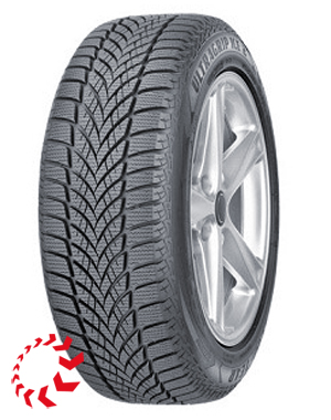шина GOODYEAR UltraGrip Ice Plus 2  245/45 R17 99T. Зима.