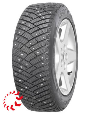 шина Goodyear Ultragrip Ice Arctic  245/45 R17 99T. Зима.