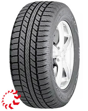 шина GOODYEAR Wrangler HP All Weather  255/60 R18 112H. Лето.