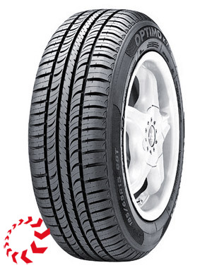 шина HANKOOK Optimo K715  175/70 R14 84T. Лето.