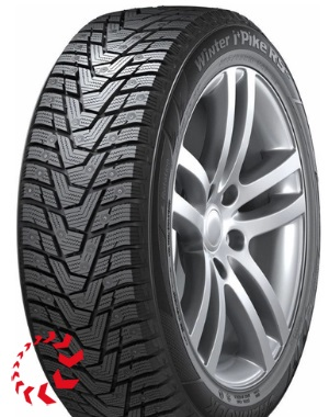 шина HANKOOK Winter i*Pike RS2 W429  175/70 R13 82T. Зима.