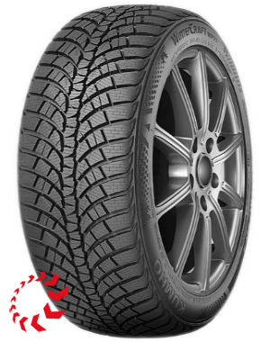 шина KUMHO WinterCraft WP71  245/50 R18 104V. Зима.