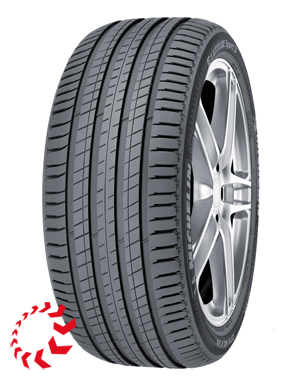 шина Michelin Latitude Sport 3   225/55 R19 99V. Лето.