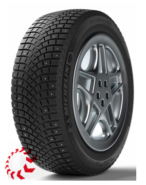 шина Michelin Latitude X-Ice North 2+  255/55 R20 110T XL. Зима.