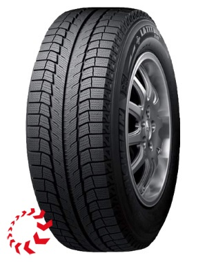 шина MICHELIN Latitude X-Ice Xi2  255/55 R18 109T RunFlat. Зима.