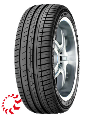 шина Michelin Pilot Sport 3 215/45 R18 93W XL. Лето.