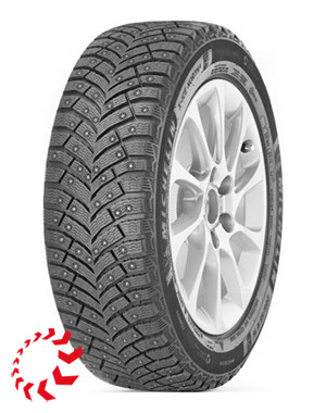 шина MICHELIN X-ICE NORTH 4  225/60 R18 104T XL. Зима.