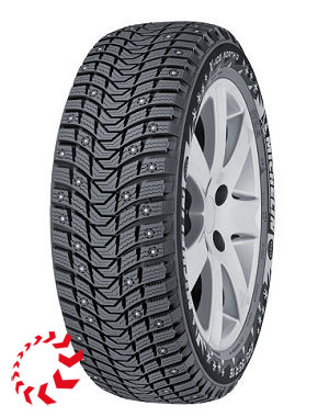 шина MICHELIN X-Ice North XIN3 225/40 R18 92T XL. Зима.