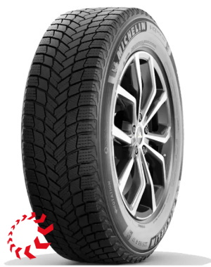 шина MICHELIN X-Ice Snow  245/50 R18 104H. Зима.
