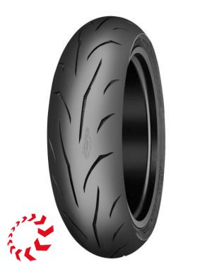 шина Mitas Sport Force+  110/70 R17 54W TL.