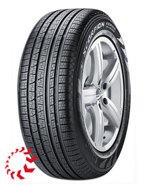 шина PIRELLI Scorpion Verde All Season 235/55 R17 99V. Лето.
