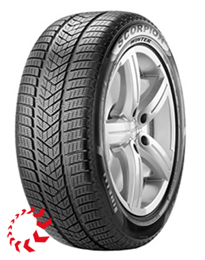 шина Pirelli Scorpion Winter  225/65 R17 102T. Зима.