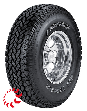 PRO COMP All Terrain Radial
