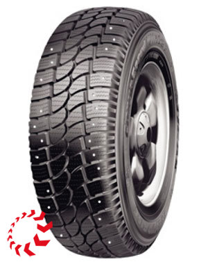 шина TIGAR Cargo Speed Winter  235/65 R16 115/113R Cargo. Зима.