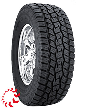 шина TOYO Open Country A/T  225/75 R16 104T. Лето.