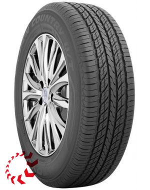 шина TOYO Open Country U/T  225/55 R19 99V. Лето.
