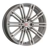 1000Miglia MM1005 Matt Silver Polished