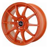 4GO Carbon 5007 orange