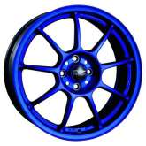 OZ Racing Alleggerita HLT Matt Blue