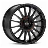 OZ Racing SUPERTURISMO GT MatBlac+RED
